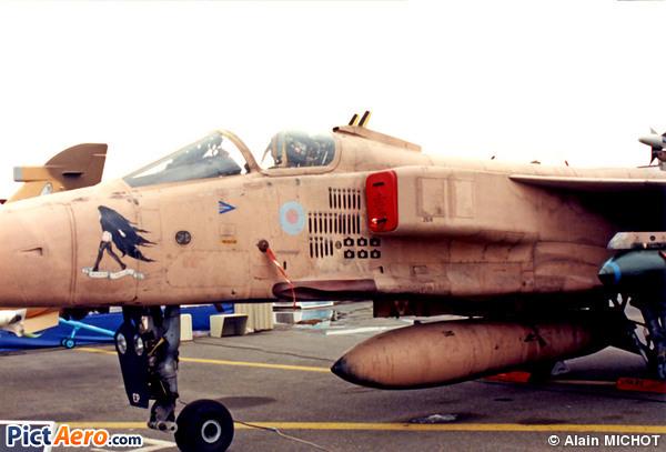 Sepecat Jaguar GR-1A (United Kingdom - Royal Air Force (RAF))