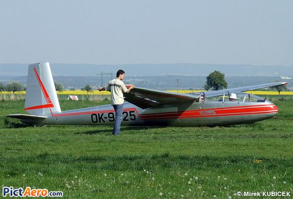 Let L-13 Blanik (Aeroklub Kolin)