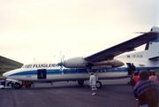 Fokker F-27-200 (TF-FLO)