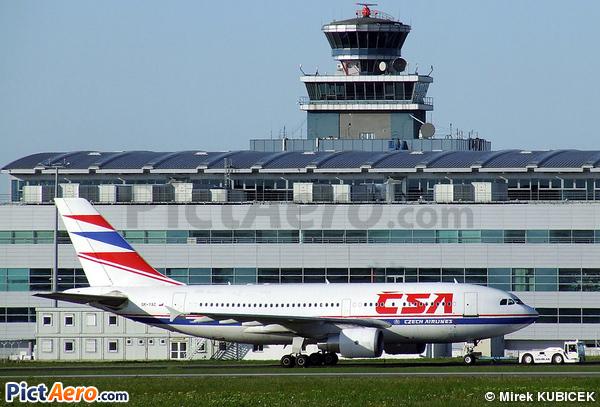 Airbus A310-325/ET (CSA Czech Airlines)