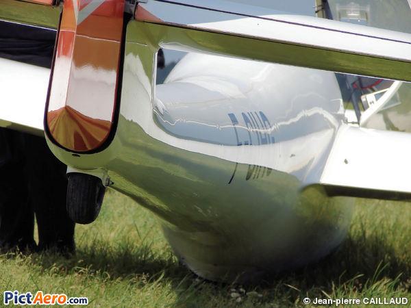 Centrair SNC-34C Alliance 34 (Association Aéronautique d'Aquitaine - Bordeaux Saucats)