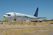 Boeing 737-2T4/Adv (PK-RIE)