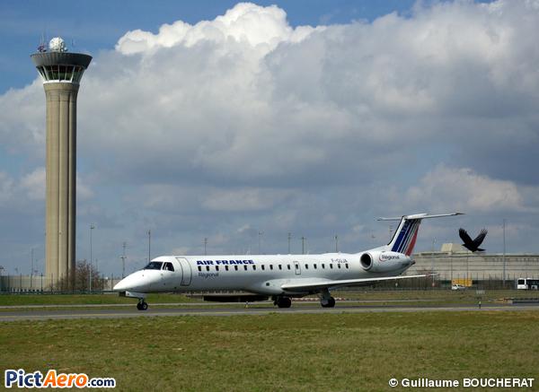 Embraer ERJ-145MP (Regional Air Lines)
