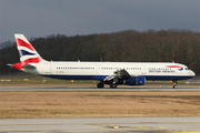 Airbus A321-231 (G-TTIE)