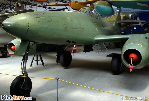 Avia S-92 (Czechoslovakia - Air Force)