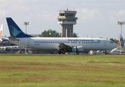 Boeing 737-4U3 (PK-GWP)