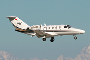Cessna 525 CitationJet CJ1 (HB-VOR)