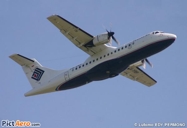 ATR 42-300 (Trigana Air Service)
