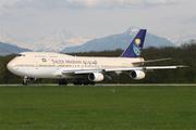 Boeing 747-368 (HZ-AIR)