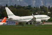 Boeing 737-7BH/BBJ (P4-TBN)