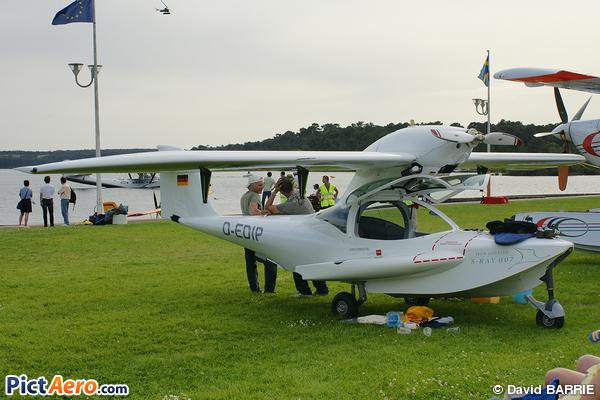 Dornier S-Ray 007 - Experimental (Dornier)