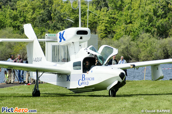 Lake LA-250 Renegade (Aero Club Como)