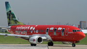 Boeing 737-33S (LN-KKX)