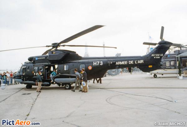 Aérospatiale AS-532 U2 Cougar (France - Air Force)