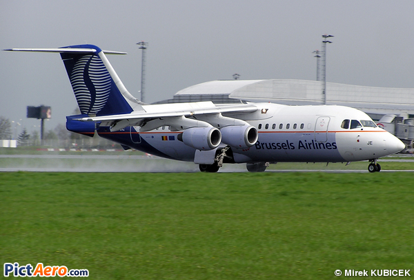 BAe 146-200 (Brussels Airlines)