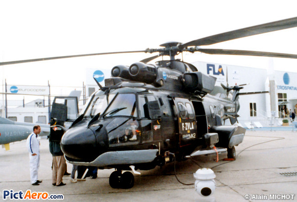Aérospatiale AS-532 U2 Cougar (France - Air Force)