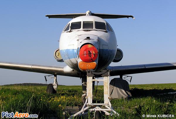 Yakovlev Yak-40 (VZLU)