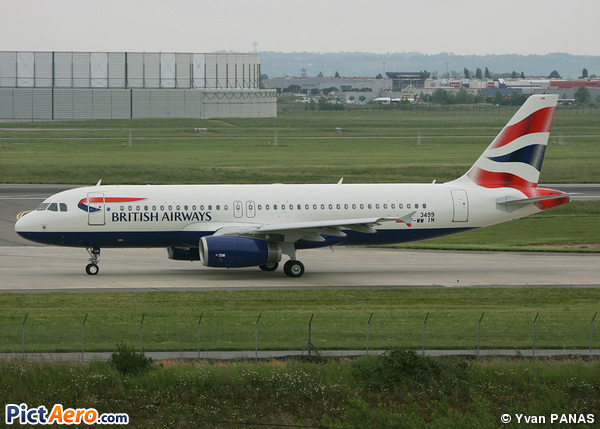 Airbus A320-232 (British Airways)