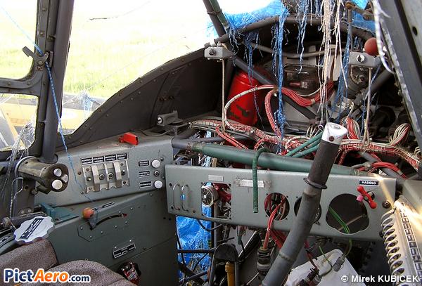 Zlin Z-37T Agro Turbo (Slov Air)