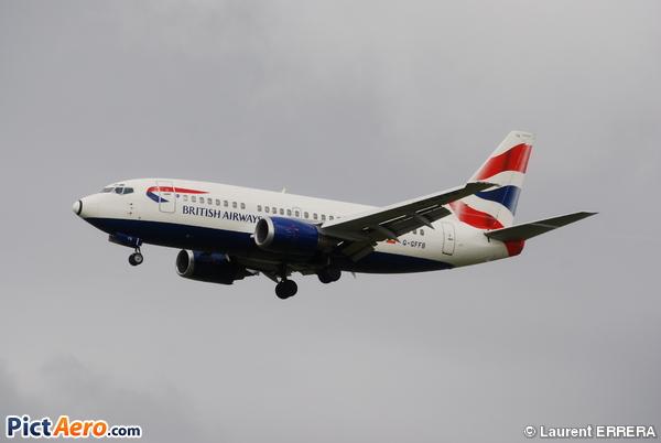 Boeing 737-505 (British Airways)