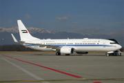 Boeing 737-8E0/BBJ2 (A6-MRS)