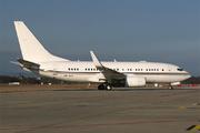 Boeing 737-7Z5/BBJ