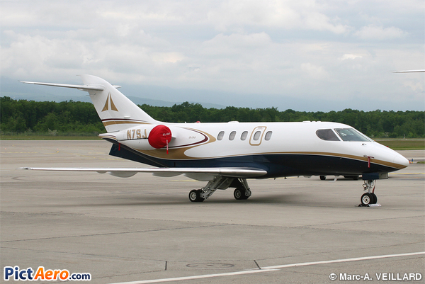 Sino Swearingen SJ-30-2 Twin Jet (Action Aviation)