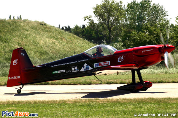 CAP Aviation CAP-231 EX (Aéroclub de l'Hérault - Languedoc Rousillon)