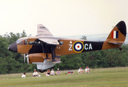 De Havilland DH-89 Dragon Rapid (F-AZCA)