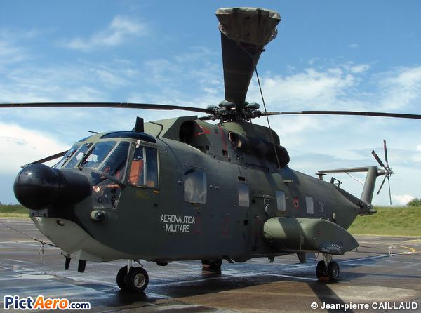 Agusta HH-3F (Italy - Air Force)
