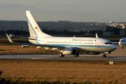 Boeing 737-74V/BBJ (FAC0001)