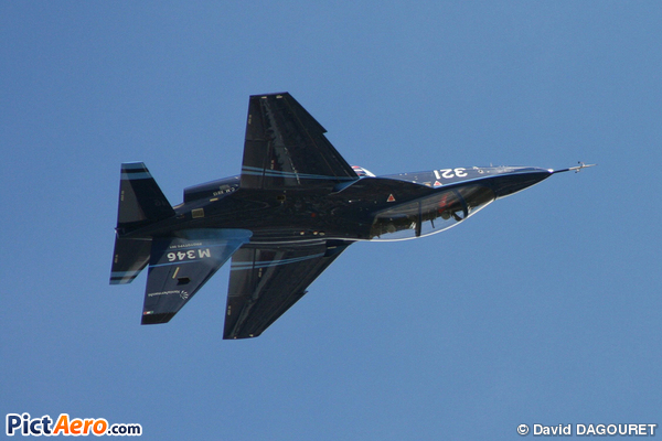 Aermacchi M-346 (Italy - Air Force)