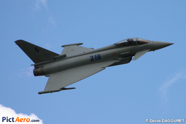 Eurofighter EF-2000 Typhoon (Italy - Air Force)
