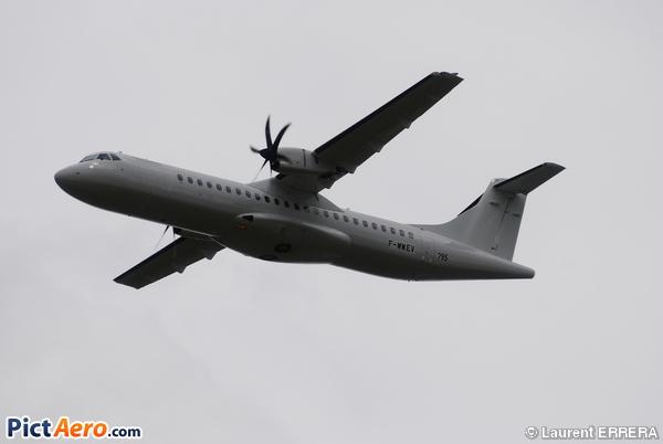 ATR 72-500 (ATR-72-212A) (Naysa)