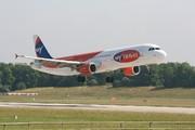 Airbus A321-211 (OY-VKE)