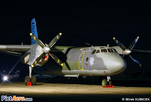 Antonov An-26 Curl (Czech Republic - Air Force)