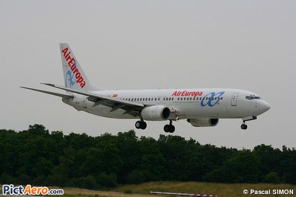 Boeing 737-85P (Air Europa)