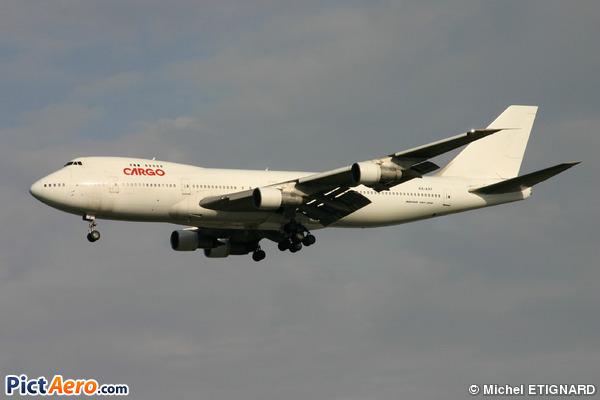 Boeing 747-258C (El Al Israel Airlines)