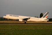 A321-100 - F-GMZC