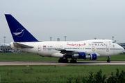 Boeing 747SP-94 (YK-AHA)
