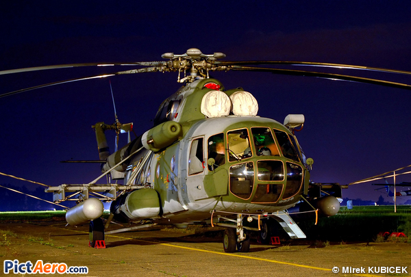 Mil Mi-17 (Czech Republic - Air Force)