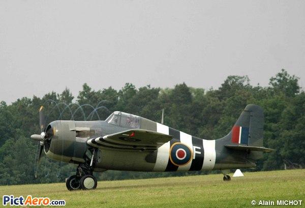 Grumman FM-2 Wildcat (The Fighter Collection)