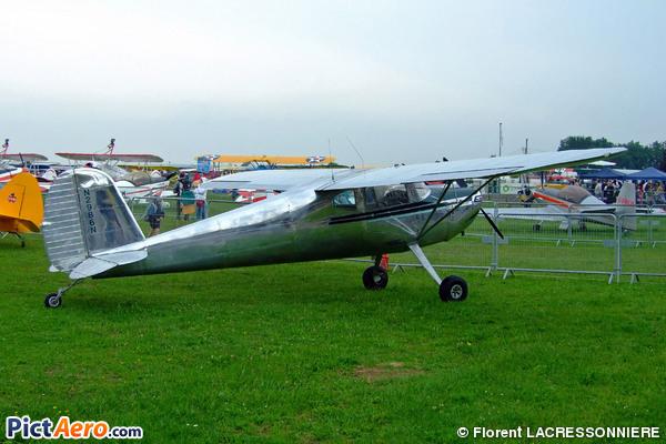Cessna 140 (CHARTIER Michael W)