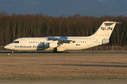 British Aerospace Avro RJ100 (OO-DWJ)