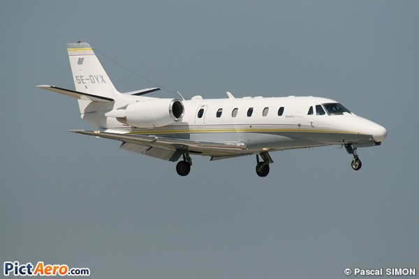Cessna 560XL Citation Excel (European Flight Service (EFS))
