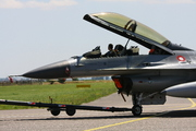 SABCA F-16B Fighting Falcon (ET-615)