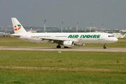 Airbus A320-211 (F-OIVU)