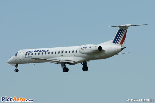 Embraer ERJ-145EU (Régional Airlines)