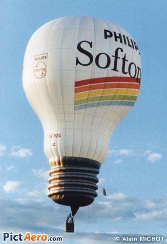 Cameron Bulb 120 (Ballon Club Austria Hot Air Lines)