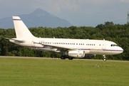 Airbus A319-133X/CJ (F-GSVU)